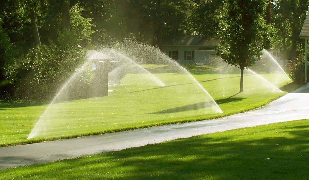 Lawns Sprinkler System