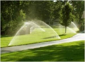 Smart Earth Sprinklers Sprinkler Test