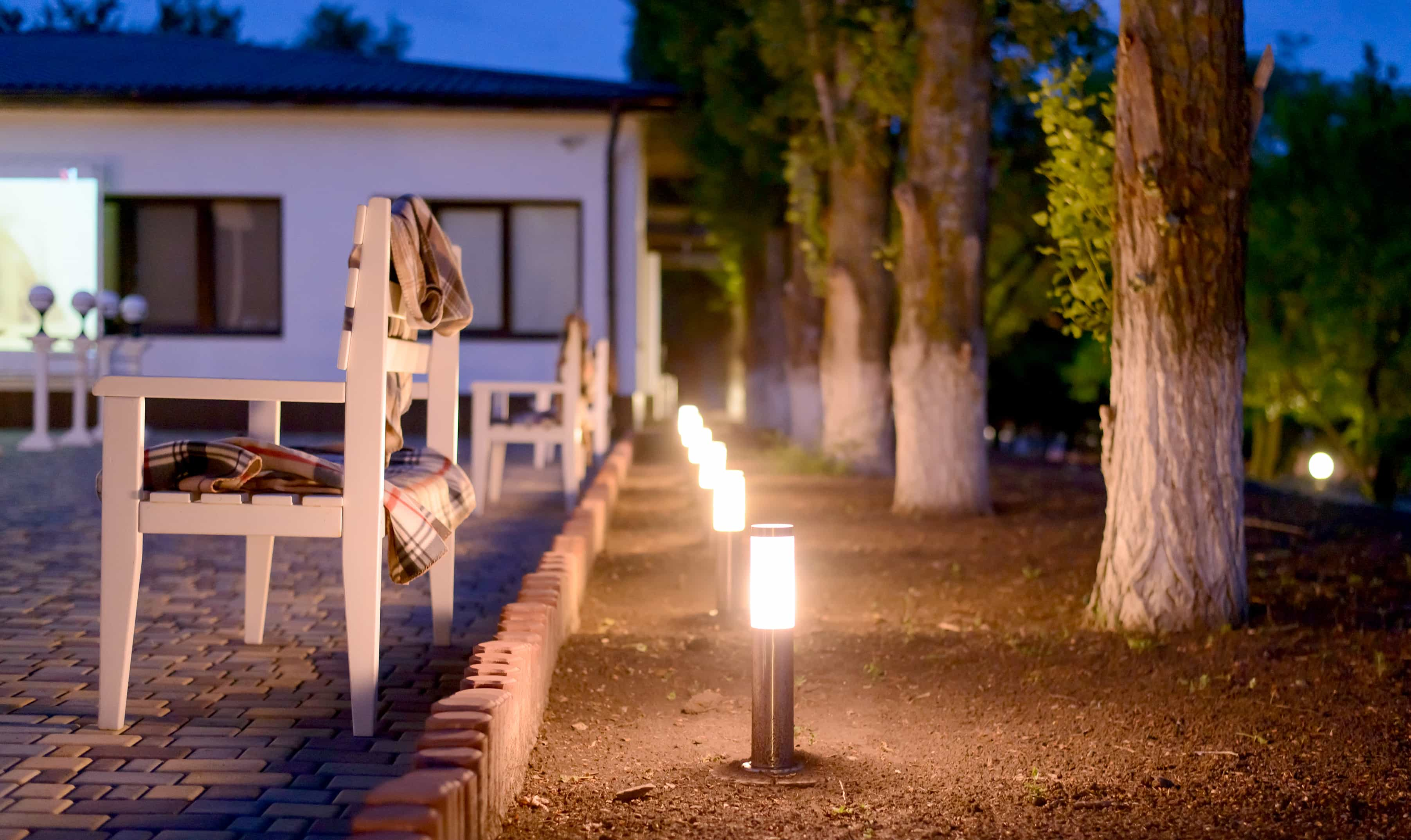 link to Austin landscape lighting