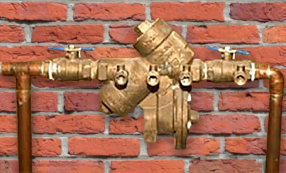 Backflow Prevention Devices for Your Sprinkler System